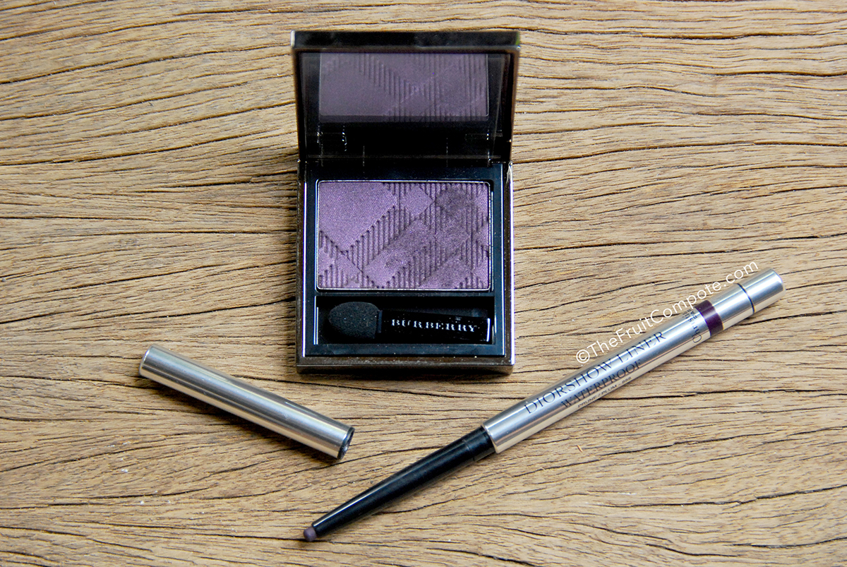 diorshow-liner-waterproof-plum-prune-burberry-eyeshadow-midnight-plum-1