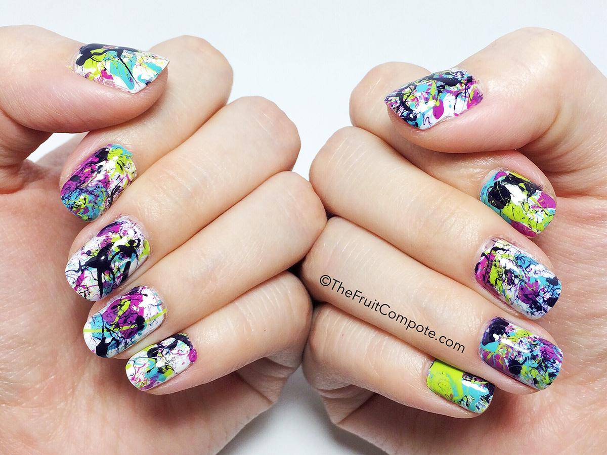Splatter-nail-art-1