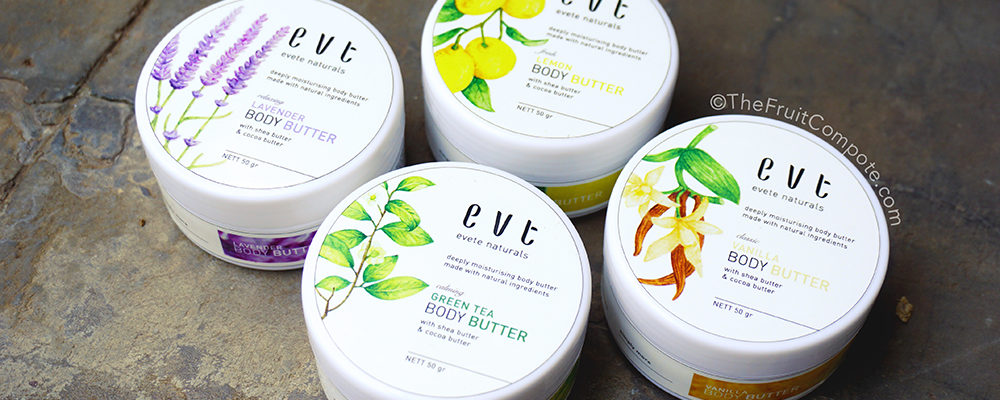 Icing The Body with Evete Naturals Body Butters