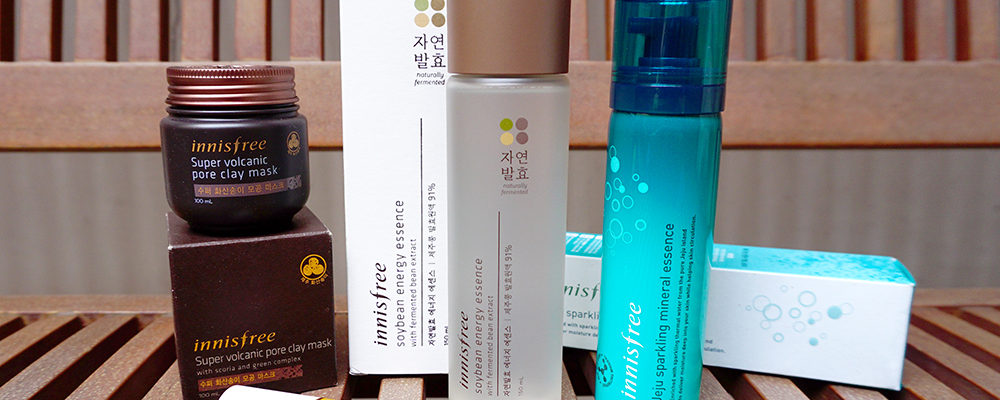 Innisfree Haul – Straight from Korea!