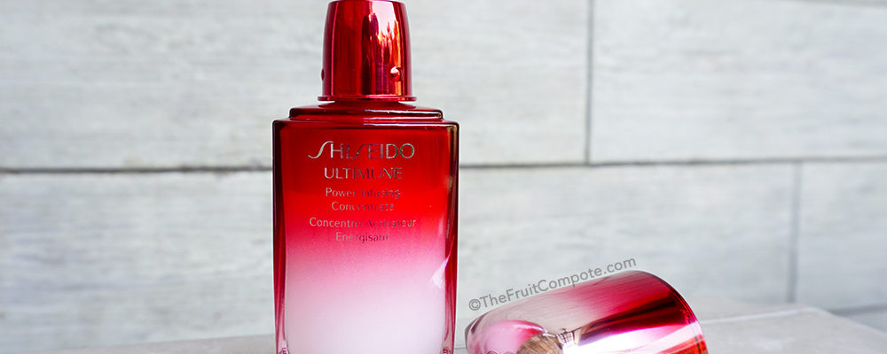 Shiseido ULTIMUNE, Quite The Booster