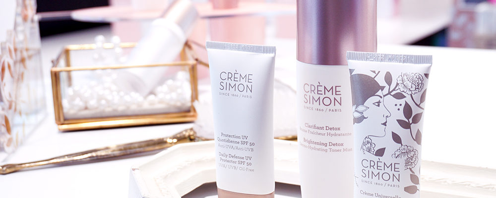 Crème Simon – Rediscovering The French Skincare Brand