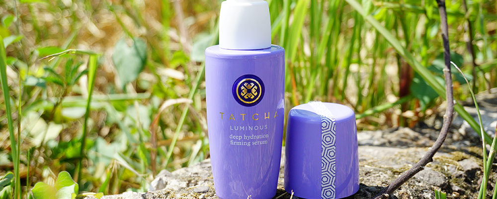Keeping It Tight with TATCHA Luminous Deep Hydration Firming Serum