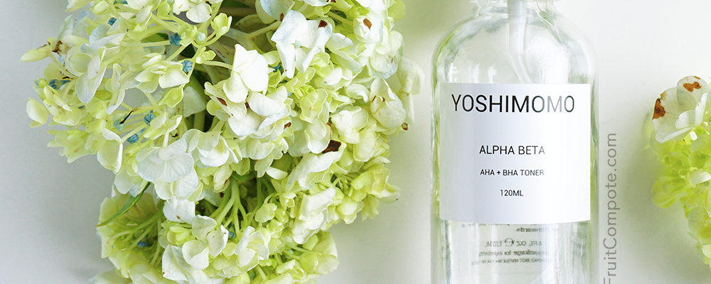 Yoshimomo Alpha Beta Toner – Low Key