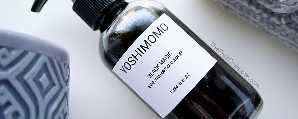 There's Some Fine Hoodoo in Yoshimomo Black Magic Cleanser