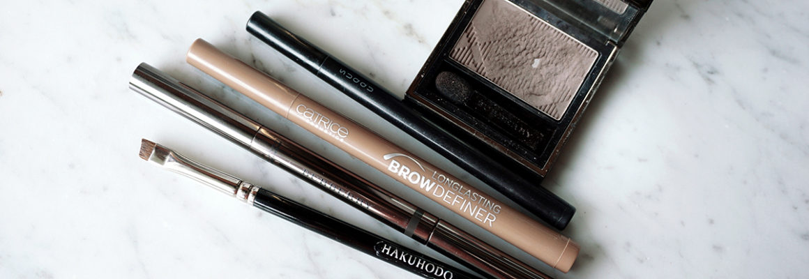 My Eyebrow Essentials